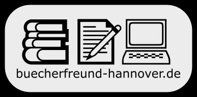 Buecherfreund Hannover (Logo)